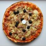 Pizza Tonno – Rezept
